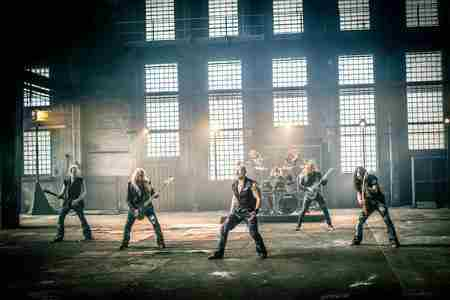 Primal Fear plus Freedom Call at The Dome - London in London on 25 Sep