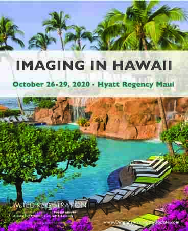 Imaging in Hawaii in Lahaina on 26 Oct