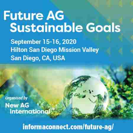 Future Ag: Sustainable Goals in San Diego on 15 Sep