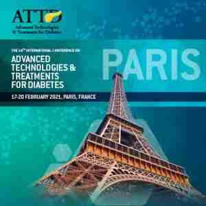 ATTD 2021 - Advanced Technologies and Treatments for Diabetes Conference in Paris on 17 Feb