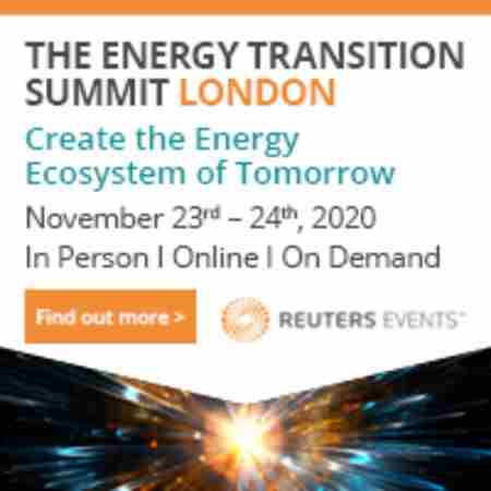 Energy Transition Summit London in London on 23 Nov