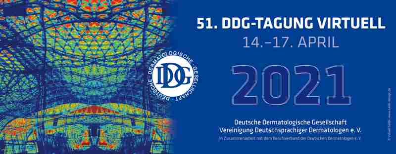 51st Annual Meeting of the German Dermatological Society in Berlin in Berlin on 28 Apr