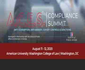 ACES Summit in Washington on Tuesday, August 11, 2020