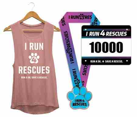 I Run 4 Rescues in Kansas on 1 May