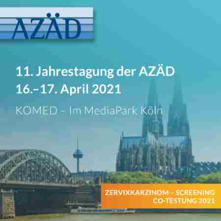 11th Annual Meeting of the AZÄD in Cologne on 16 Apr