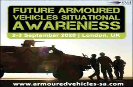 Future Armoured Vehicles Situational Awareness in London on 2 Sep