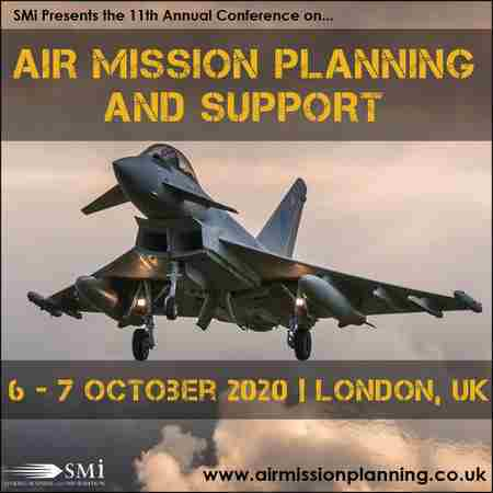 Air Mission Planning and Support in Greater London on 6 Oct