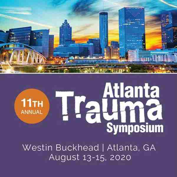 11th Annual Atlanta Trauma Symposium in Atlanta on 13 Aug