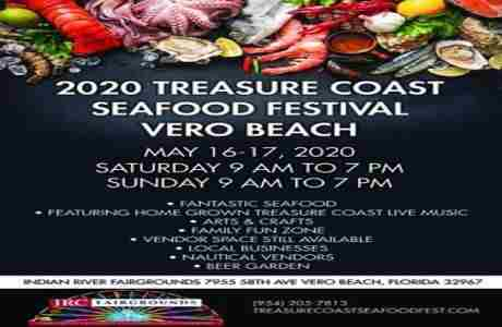 West Palm Seafood Festival in West Palm Beach on 19 Sep
