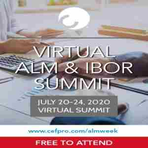 Virtual Asset Liability Management and IBOR Summit | 20-24 July, 2020 in London on 20 Jul