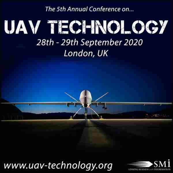 UAV Technology in London on 28 Sep