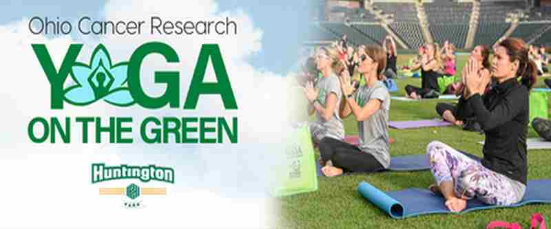 Yoga on the Green: Huntington Park - First 300 get FREE T-Shirt + Swag Bag in Columbus on 12 Sep