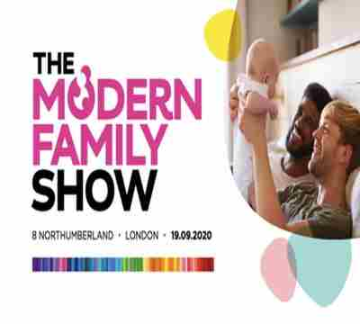 The Modern Family Show 2020 in London on 19 Sep