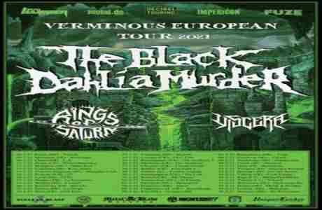 The Black Dahlia Murder at ULU Live - London in London on 24 Jan