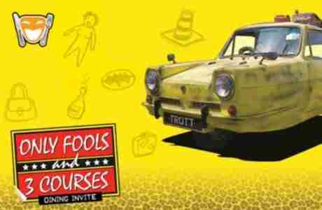Only Fools and 3 Courses - Hilton Leicester Hotel 14th November in Leicester on 14 Nov