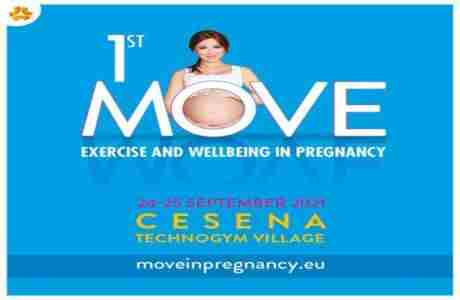1st MOVE: Exercise and wellbeing in Pregnancy in Cesena on 24 Sep