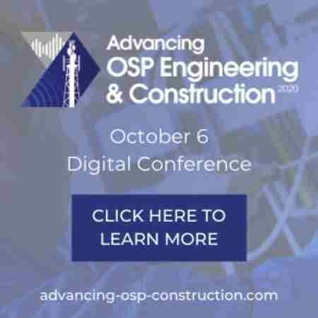 Advancing OSP Engineering and Construction 2020 - Virtual Conference in Dearing on 6 Oct