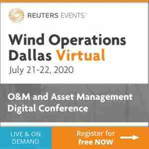 Wind Operations Dallas VIRTUAL 2020 (July 21-22) O and M, Asset Management in Dallas on 21 Jul