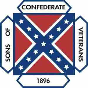Sons of Confederate Veterans in Carthage on 31 Dec
