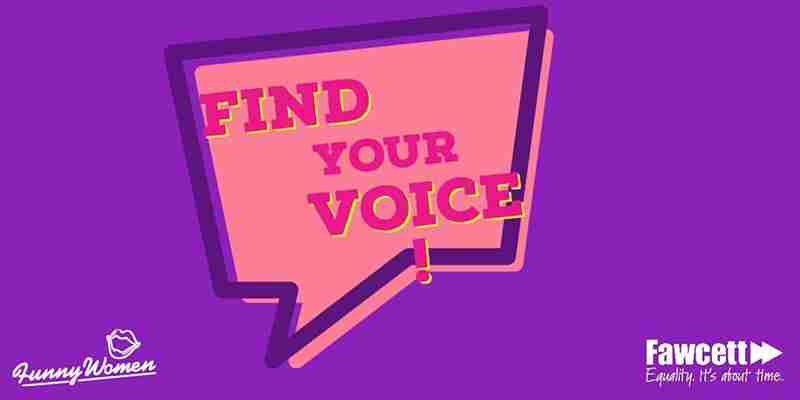 Community Workout: Find Your Voice in London on 23 Jul