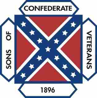 Sons of Confederate Veterans in Carthage on 26 Nov