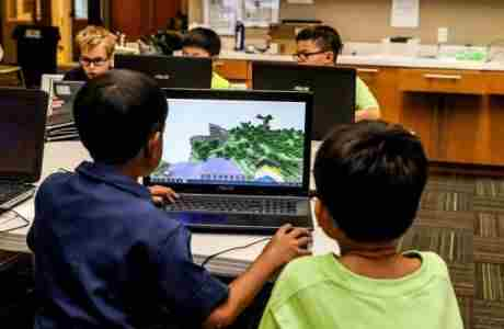 REAL TIME MINECRAFT Class in Bakersfield on 27 Jul