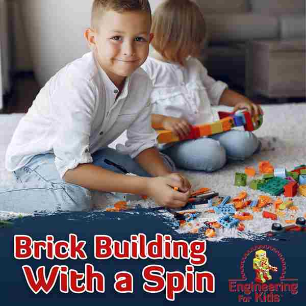 Brick Building with a Spin in Bakersfield on 27 Jul