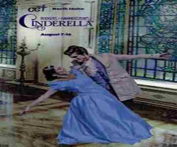 CCT Presents Rodgers and Hammerstein's Cinderella in Coeur d'Alene on 7 Aug
