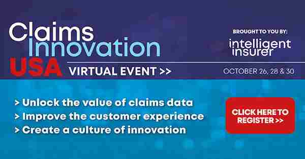 Claims Innovation USA Virtual Event in Chicago on 26 Oct