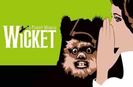 Wicket: A Star Wars Musical Parody Streamed Performance in San Antonio on 1 Aug