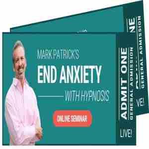 End Anxiety With Hypnosis Seminar Online in New York on 22 Aug