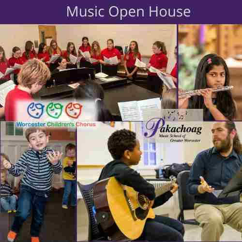 Music for Fall Virtual Open House in Worcester County on 12 Aug