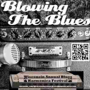 Wisconsin Annual Blues Harmonica Festival 2021 in Muskego on 19 Nov