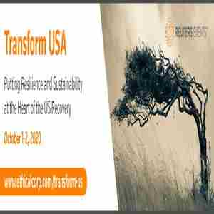 Transform USA 2020 in Seattle on 1 Oct