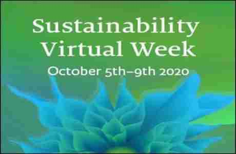Sustainability Virtual Week in London on 5 Oct