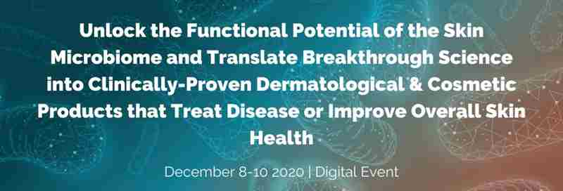 3rd Microbiome Movement – Skin Health & Dermatology Summit in San Diego on 8 Dec