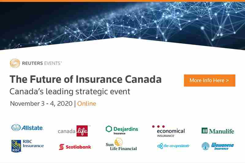 The Future of Insurance Canada in Toronto on 3 Nov