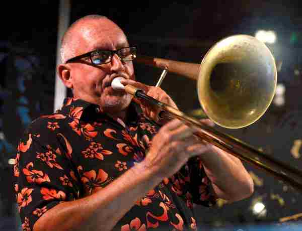 Jazz Tales with Trombonist Jim McFalls in Royal Oak on Wednesday, September 2, 2020