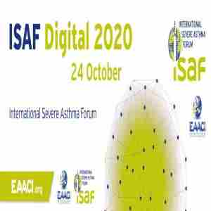 Digital International Severe Asthma Forum (ISAF Digital 2020) in Sachseln on 24 Oct