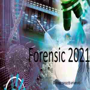 Intern. Workshop on Multimedia Forensic Data Analysis Forensic 2021 in New York on 16 Jul