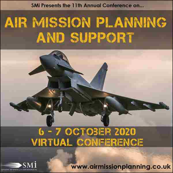Air Mission Planning and Support in London on 6 Oct