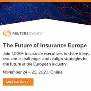 The Future of Insurance Europe in London on 24 Nov