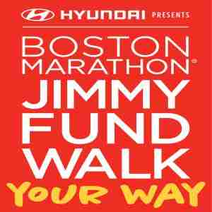 Call for Walkers: Register for the 32nd Annual Boston Marathon Jimmy Fund Walk presented by Hyundai in Massachusetts on 4 Oct