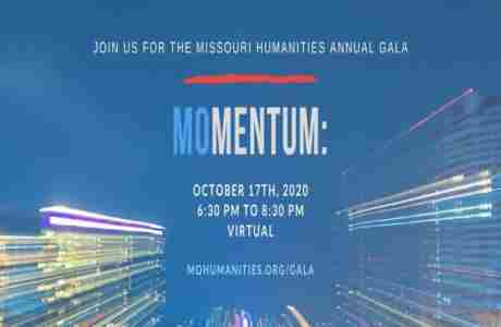 Missouri Humanities MOmentum Gala in Lecoma on 17 Oct