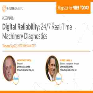 Digital Reliability: 24/7 Real-Time Machinery Diagnostics in Texas on 22 Sep