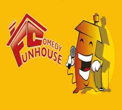 Funhouse Comedy Club - Afternoon Comedy in Sheffield October 2020 in Sheffield on 4 Oct