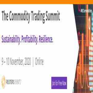 The Commodity Trading Summit 2020 in kansas on 9 Nov