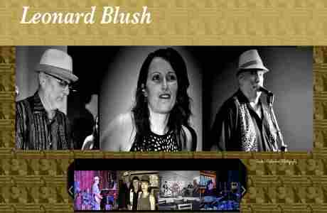 Leonard Blush: Live Music, Free Concert in Atlanta on 12 Sep