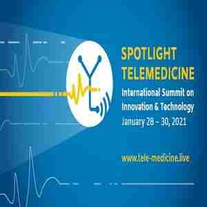 Spotlight Telemedicine​ - International Summit on Innovation and Technology in Berlin on 28 Jan