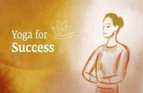 Yoga for success in Dallas on 28 Sep